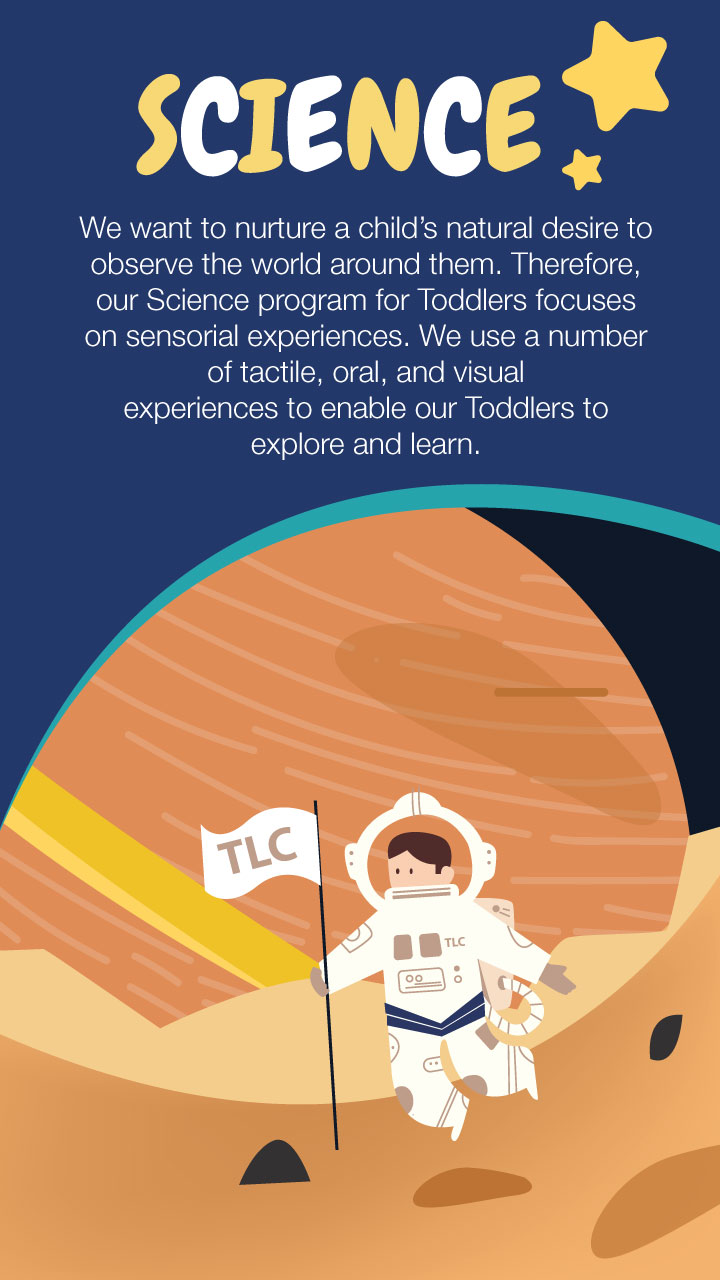 The Learning Connection Toddler Science Subject
